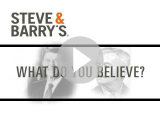 Steve & Barry's Believe It
